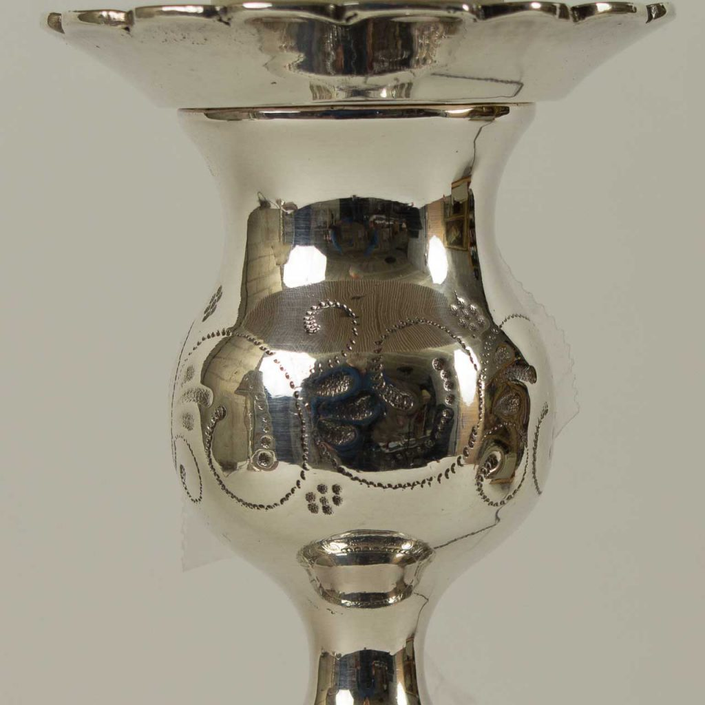 Bougeoirs style Charles X