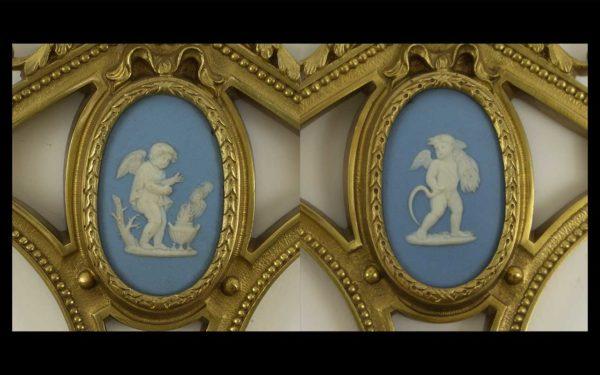 Appliques Napoleon III