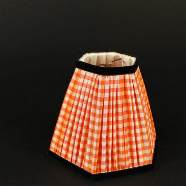 abat-jour-hexagonal-en-vichy-orange