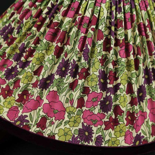 Liberty-rose-violet-vert-dun-abat-jour