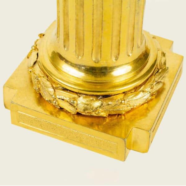 bougeoir-bronze-dore